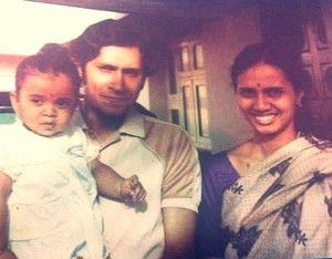 Aarti childhood
