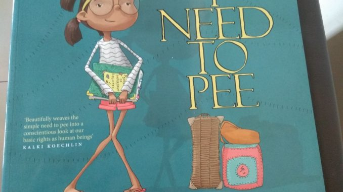Stories needing to pee
